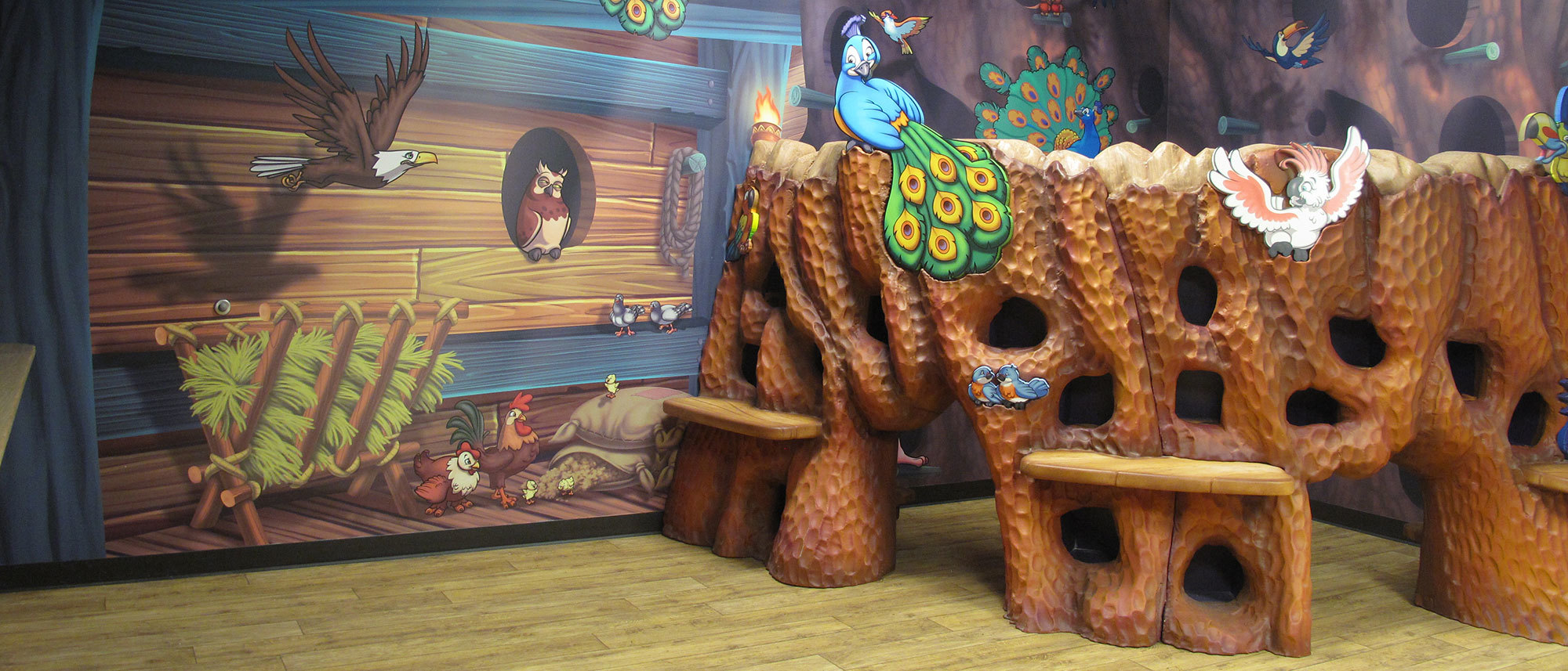 Example of 3D Play Area